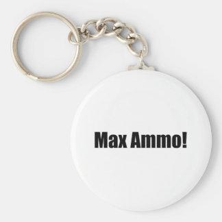 Max Ammo! Keychain