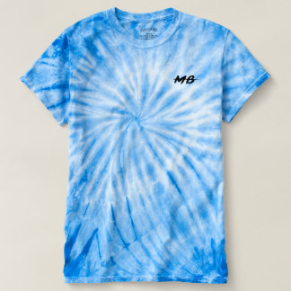 Max Baker Tie-Dye logo shirt