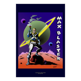 Max Blaster poster