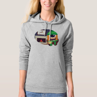 Max Coffee by the fire Pullover