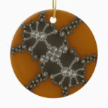 Max Delta Ceramic Ornament