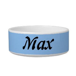 Max Dog Bowl