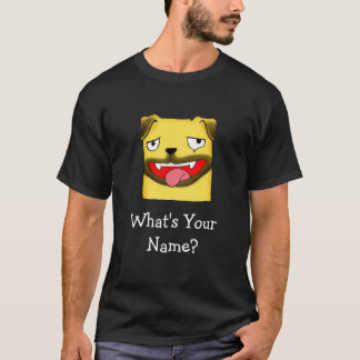 max FACES 2, What's Your Name? T-Shirt