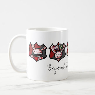 Max for Beyond Time and Space Classic White Coffee Mug