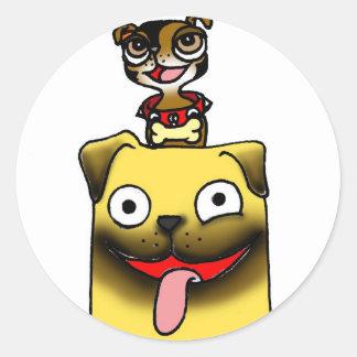 Max&Kobe Stickers