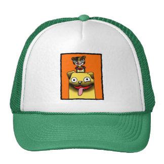 Max&Kobe Trucker Hat
