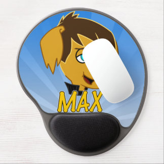 Max Mouse Mat Gel Mouse Pad