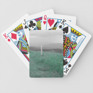 Max Patch Bicycle Playing Cards
