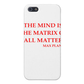 max planck quote cases for iPhone 5