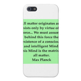 max plank quote cases for iPhone 5