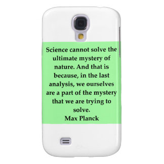 max plank quote samsung galaxy s4 cases