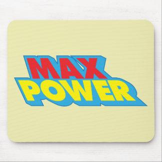 Max Power Maximum Pop Fashion Mousepad