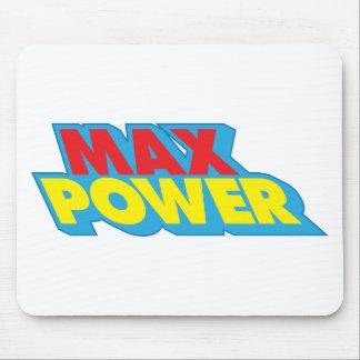 Max Power Maximum Pop Fashion Mousepads