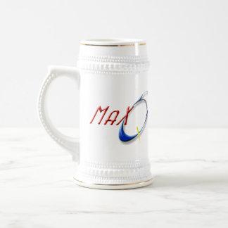 Max-Q Beer Stein