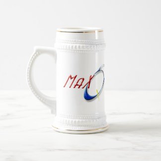 Max-Q Beer Stein Mug