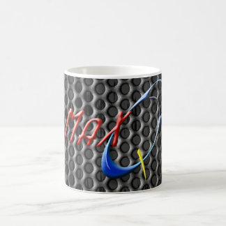 Max-Q Blue Morphing Mug Coffee Mug
