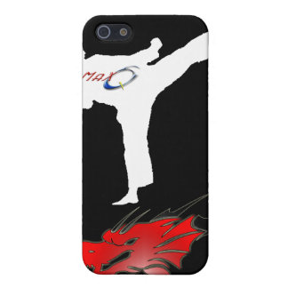 Max-Q Master Dragon Karate Case for Apple iPhone 4