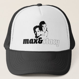 Max & Stacy baseball cap