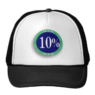 Max Tax, VAT, National Insurance 10% Trucker Hat