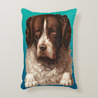 Max the Big Dog Accent Pillow