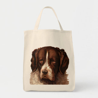 Max the Big Dog Tote Bag