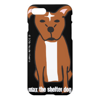Max | The Bomb iPhone 7 Glossy Case