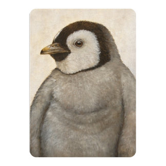 Max the penguin flat card