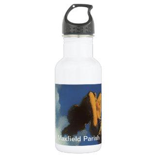Maxfield Parish Painting Design 18oz Water Bottle
