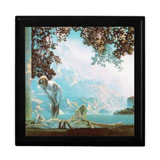 Maxfield Parrish, alba - recuerdo/caja de regalo
