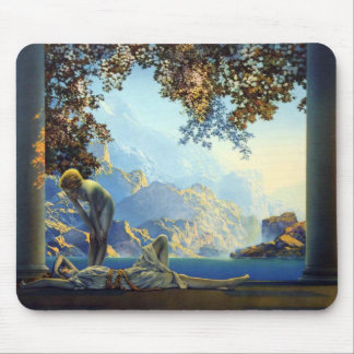 Maxfield Parrish Daybreak Mouse Pad