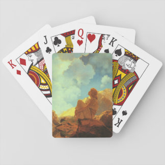 Maxfield Parrish Morning (Spring) Vintage Art Playing Cards