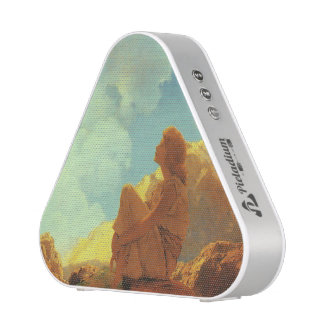 Maxfield Parrish Morning (Spring) Vintage Art Speaker