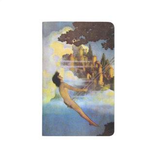 Maxfield Parrish The Dinky Bird Vintage Book