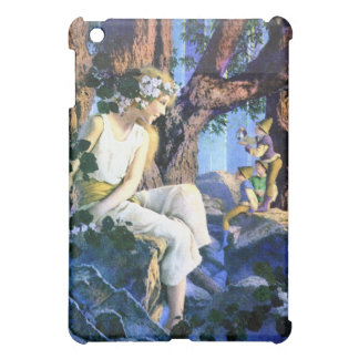 Maxfield Parrish's Fair Princess and the Gnomes Cover For The iPad Mini