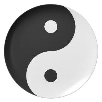 Maximage Yin Yang plate