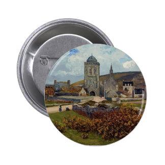 Maxime Maufra- Breton Landscape Pins