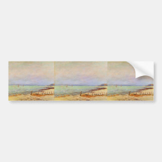 Maxime Maufra- Dusk Bumper Stickers