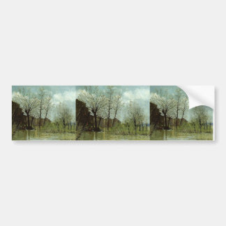 Maxime Maufra- Flood Bumper Stickers