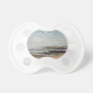 Maxime Maufra- Low Tide, Baie de Quiberon Baby Pacifiers