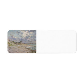 Maxime Maufra- Semaphore of the Beg-Meil, Brittany Custom Return Address Labels