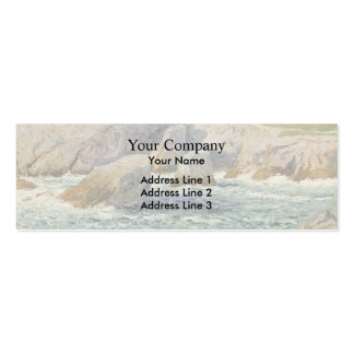 Maxime Maufra- The creek shore of Quibero Business Card Template