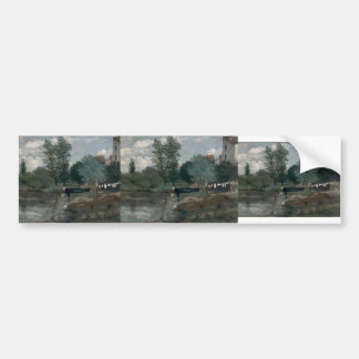 Maxime Maufra- The High Island Bumper Stickers