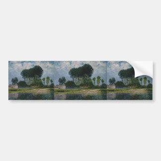 Maxime Maufra- The River Bumper Sticker