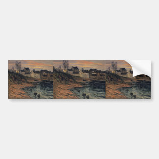 Maxime Maufra- Twilight Bumper Stickers