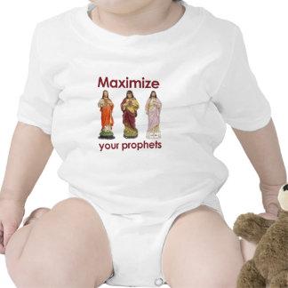 MAXIMICE SU camiseta de los PROFETAS