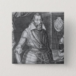 Maximilian I, Elector of Bavaria Pinback Button