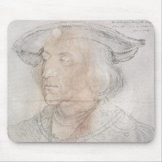 Maximilian I, Emperor of Germany , 1518-19 Mouse Pad