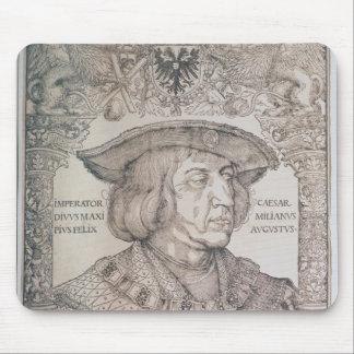 Maximilian I, Emperor of Germany , 1518 Mouse Pad