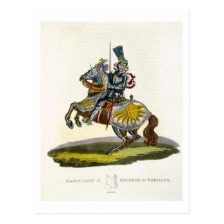 Maximilian I, King of Germany and Holy Roman Emper Postcard