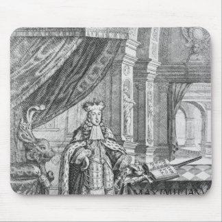Maximilian II Emanuel , Elector of Bavaria Mouse Pad
